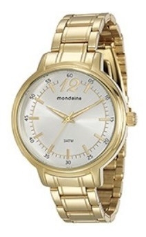 Promoção Relógio Mondaine Feminino 76504lpmvde1 Vltrine Foto