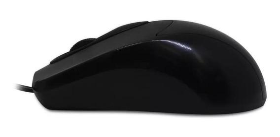 Mouse Ótico Maxprint 1000 Dpi Usb Max Print Na Caixa