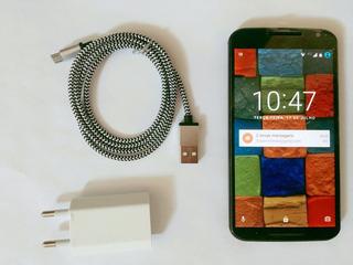 Motorola Moto X2 Xt1097 4g 13mp 5.2 32gb - Seminovo