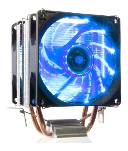 Cooler Cpu Led Ryzen Intel 775 1150 1151 1155  Am3+ Am4 T20