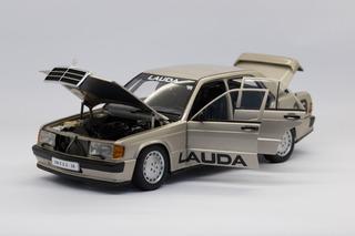 Autoart - Mercedes-benz 190e - Nurburgring 1984 - #18 Lauda