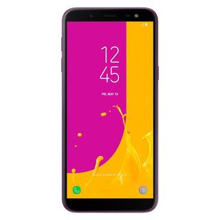 Samsung Galaxy J6 J600g 32gb Dual 4g 8mp Violeta Vitrine 3