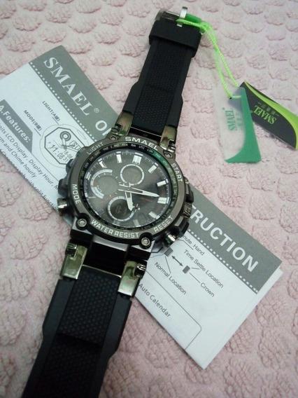 Relógio Smael 1803 G-shock Aprova D