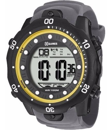 Promoção Relógio X Games Digital Xmppd354 Com Frete Gratis