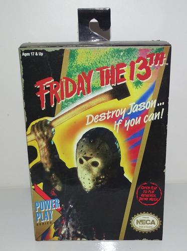 Neca Sexta-feira 13: Video Game Jason Ver. Nintendo