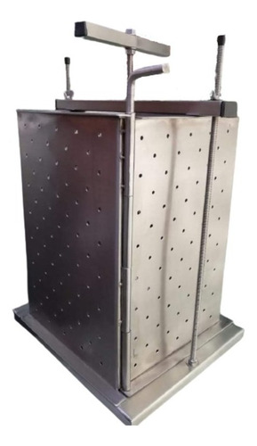 Imagen 1 de 5 de Prensa Para Queso En Acero Inox - Unidad a $1450000