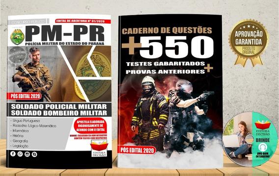 Apostila Pm Pr 2020 - Soldado Policial E Bombeiro Militar -