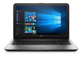 Notebook Hp 15-f 4gb 500gb Dual Core Gravador Windows 10 Pro