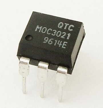 Moc3021 - Acoplador Óptico - Comp084