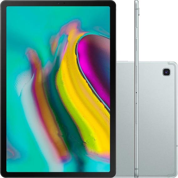 Tablet Samsung Galaxy Tab S5e 10.5 , Octa-core, 64gb, 13mp, Prata - Sm-t725