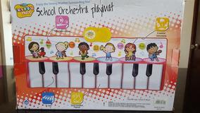 Juguete Piano Musical Interactivo Educativo Para Niños