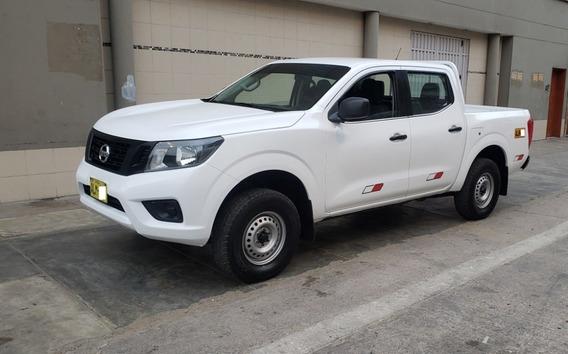 Vendo Nissan Np300 Frontier 2016 Motor Ok U/dueño Economico
