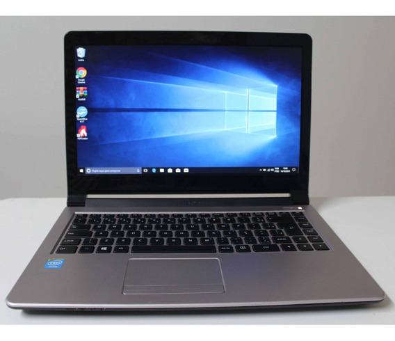 Notebook Positivo Premium Tv Xs3210 14 Celeron 4gb Hd-500gb