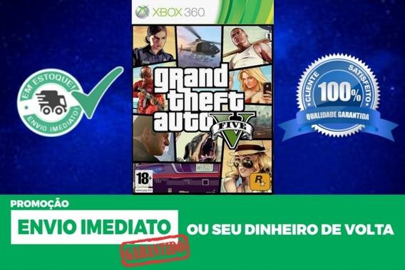 Gta 5 - Xbox 360 Mídia Digital