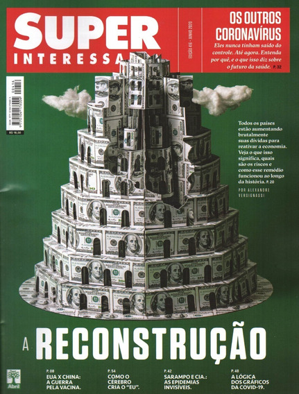 Superinteressante Nº 417 - A Reconstrução