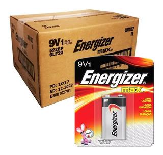 9v Baterias Alkalina Caja X 12 Cuadrada Original Mayorista