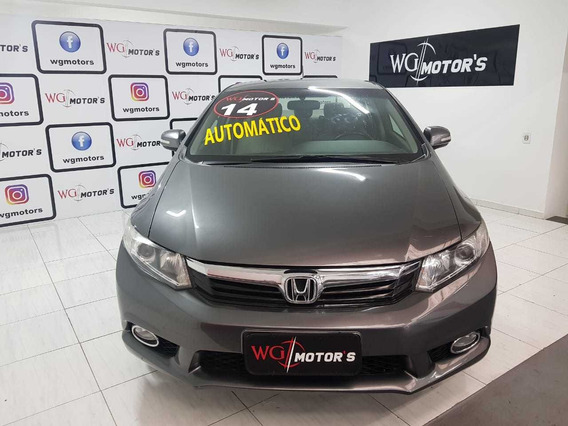 Civic Lxr Automático 2014