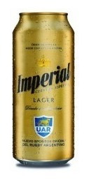 Lata Imperial 473cc Pack X 24