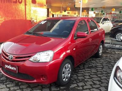 Test Ml Toyota Etios 1.3 16v X Aut. 5p