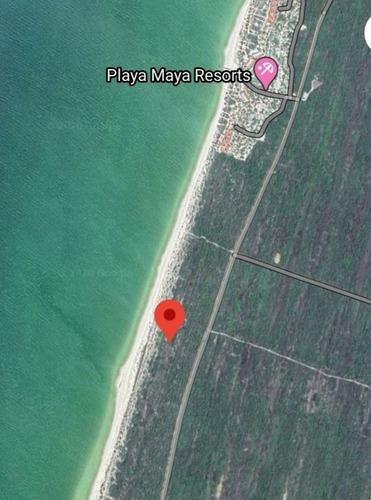 Lotes Frente A La Playa En Celestún En Yucatán