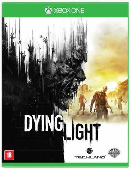 Dying Light Xbox One + 2 Brindes