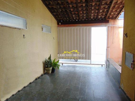 Casa Com 2 Dormitórios Para Alugar, Por R$ 900/mês - Parque Liberdade - Americana/sp - Ca2336