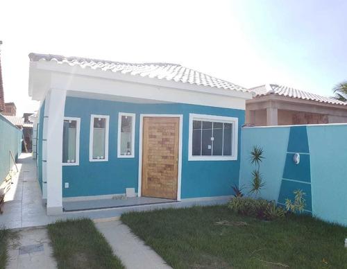 Imagem 1 de 14 de Gam1 Lindíssima Casa Com Quintal Em Itaipuaçú !!!