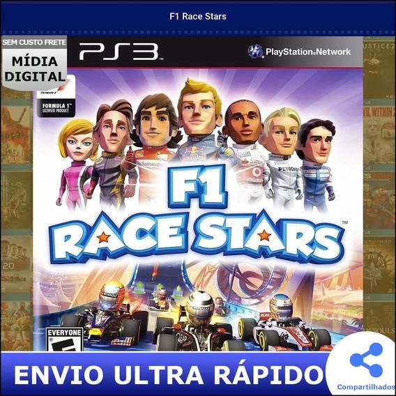 F1 Race Stars Midia Digital Envio Na Hora