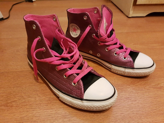Zapatillas Botitas Converse All Star