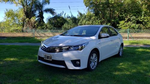 Toyota Corolla Xei Pack At Cvt 2014 77.000km