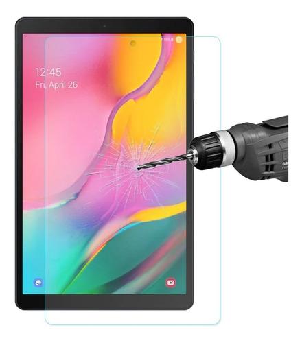 Imagen 1 de 4 de Vidrio Templado Samsung Galaxy Tab A 10.1 2019 T510   Kyrios