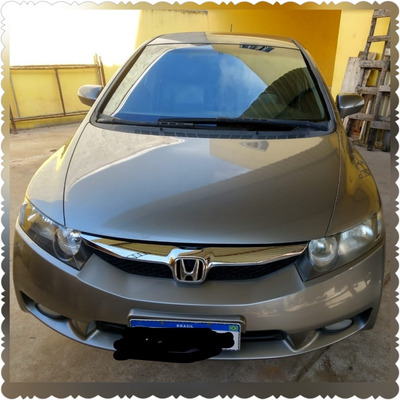 Honda Civic 1.8 Lxl Flex Manual