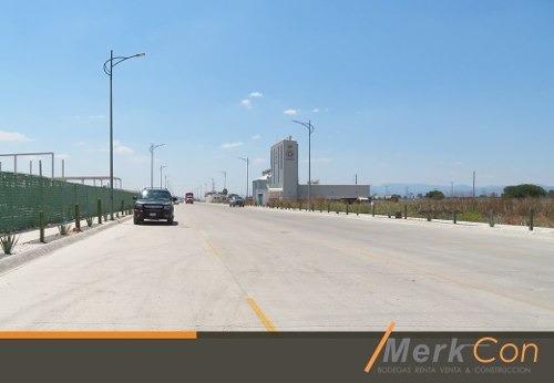 Terreno En Venta 18,356 M2. Parque Industrial En Queretaro Al Nororiente De La Cuidad.