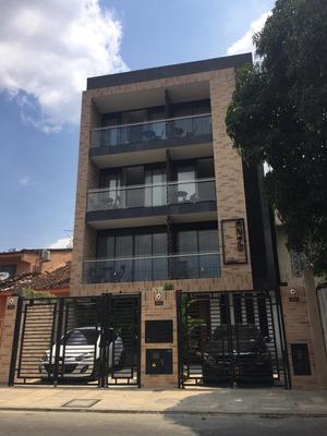 Edificio De Apartaestudios Completamente Amoblado Y Dotado