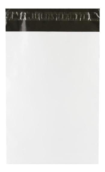 Embalagem Plástica Lacre Sedex Correio Saco 60x50 100 Un