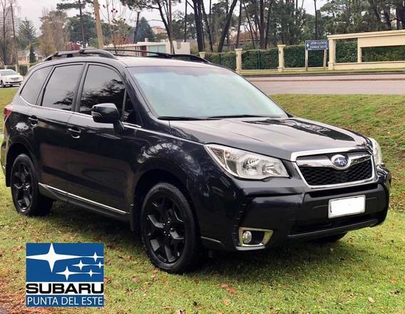 Subaru Forester 2.5 Awd Cvt Si Driver Xs 2015