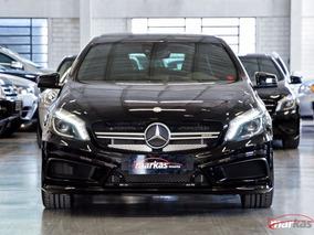 Mercedes A45 Amg4m 360hp Teto 11 Mil Km Novo