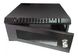 Gabinete Rack Para Dvr Pequeño O Mini 17x32x32
