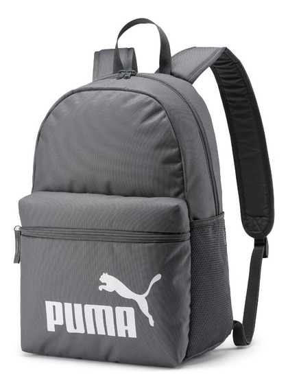 Puma Mochila Lifestyle Unisex Phase Backpack Gris