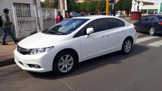 Honda Civic Exs 1.8 Aut 2013