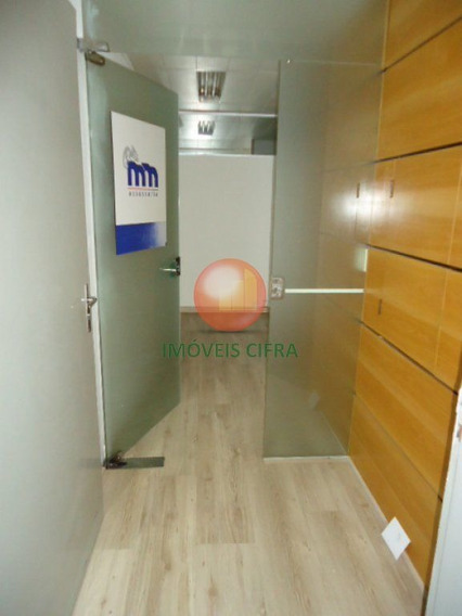 Conjunto Comercial 150 M2 - 02 Vagas De Automóvel - Bela Vista - Ic16205