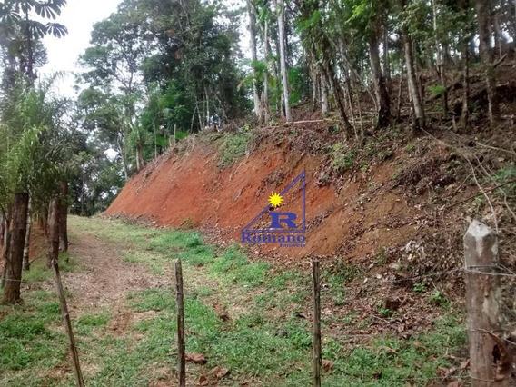 Terreno Rural À Venda, Condomínio Braterra, Miracatu. - Te0075