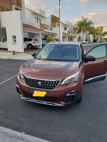 Peugeot 3008 2.0 Allure Pack Hdi At 2018