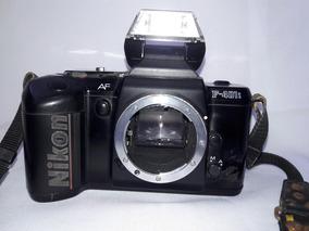 Câmera Analógica Nikon F- 401s - Retirar Peças