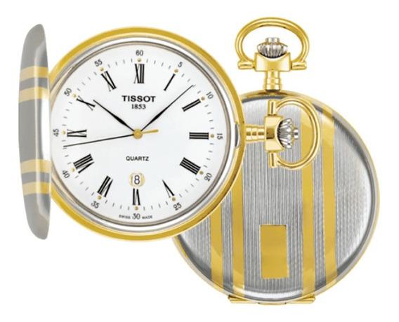 Relógio Tissot - Savonnette - T83.8.553.13