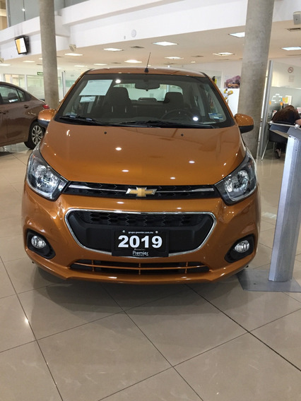 Chevrolet Beat Nb Ltz/tm 2019