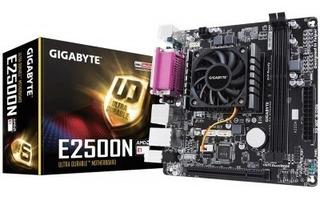 Motherboard Mini-itx Gigabyte Gigabyte Ga-e2500n - Ddr3, 32