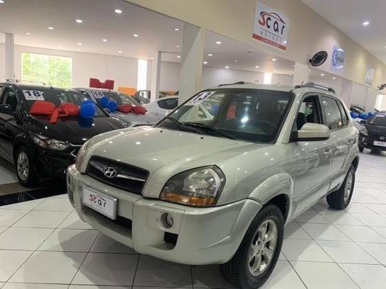 Hyundai Tucson 2.0 Mpfi Gls - 2013