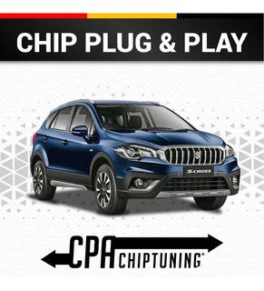 Chip Potência Suzuki S-cross 1.4 Turbo 146cv Cpa Plug&play