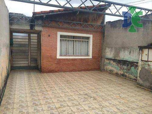 Imagem 1 de 12 de Casa Com 3 Dormitórios À Venda, 132 M² Por R$ 210.000 - Jardim Jacinto - Jacareí/sp - Ca0475